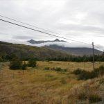 Berge und Wolken in El Chaltén – Südargentinienreise