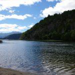 Ein See im Parque Nacional Los Alerces