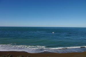 Der Atlantik in seiner Pracht