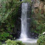 Ein kleiner, etwas abgelegener Wasserfall – Imressionen aus Iguazú