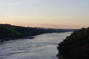 Río Paraná und Ciudad del Este – Impressionen
