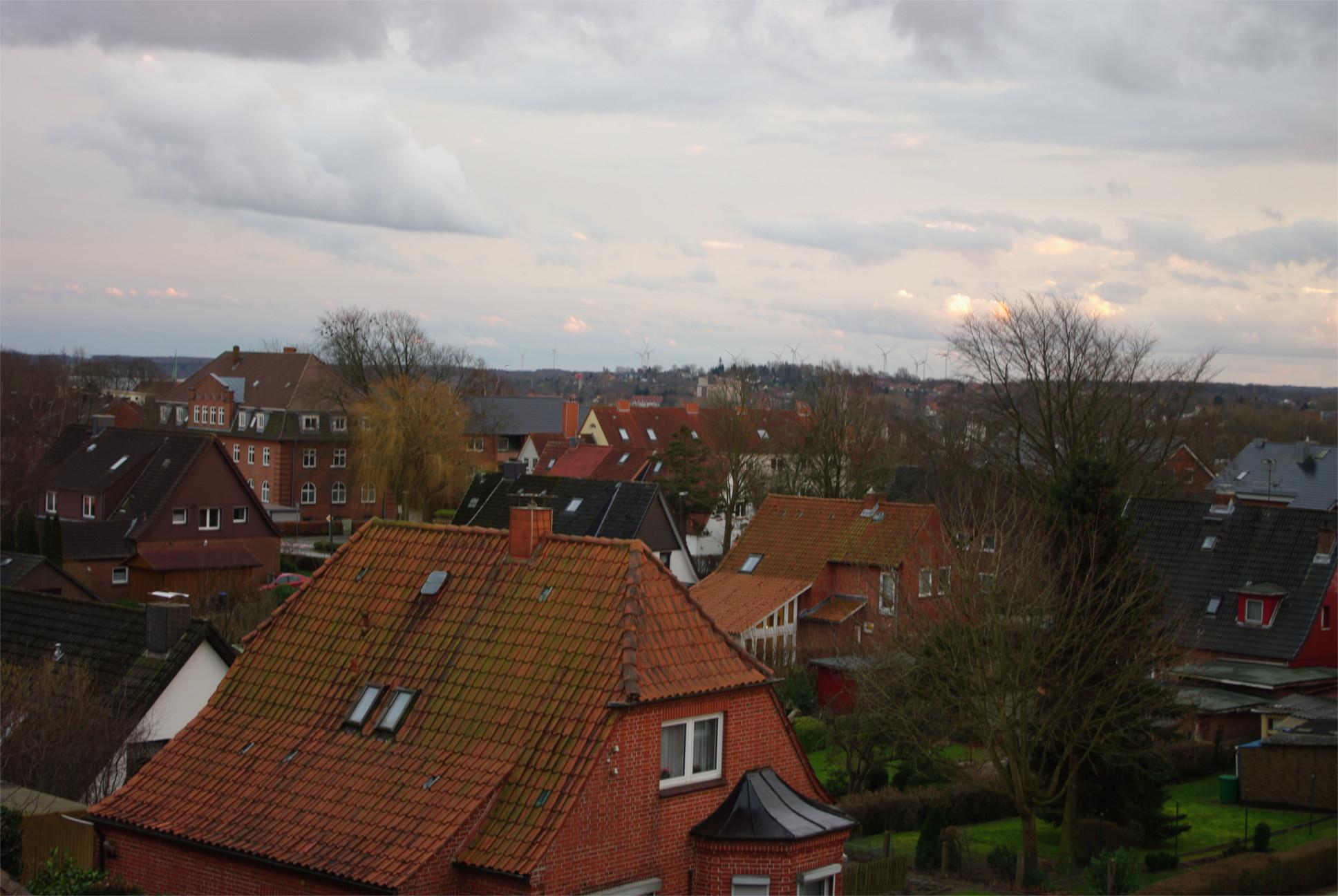 Eckernförde – Die Rückkehr fühlt sich komisch an.